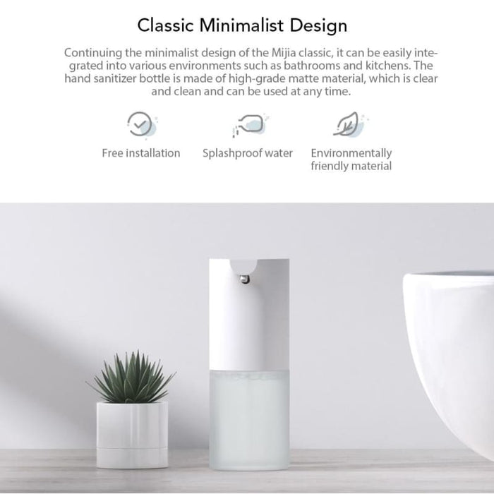 Automatic Soap Dispenser-Magnifar