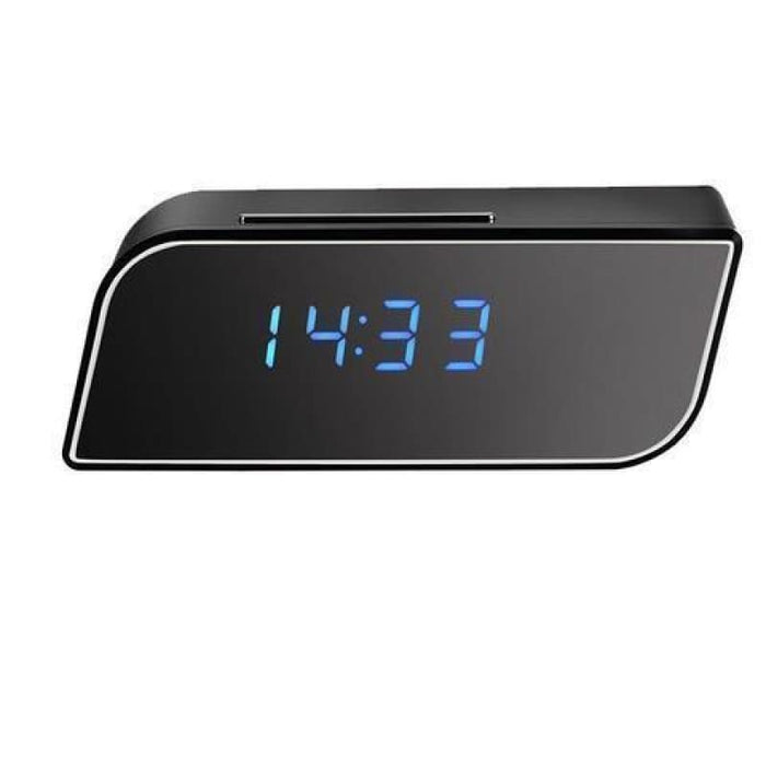 Bedside Clock Video Camera With Night Vision And Motion Detection-Magnifar