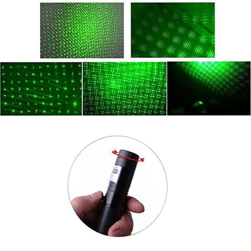 LT1200 Military Tactical Green Laser Pointer-Magnifar