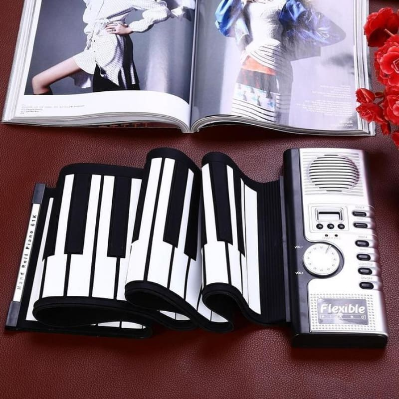 Magical Roll Up Piano-Magnifar