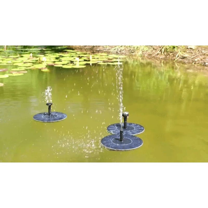Solar Powered Fountain Pump-Magnifar