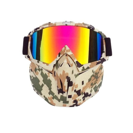 Winter Sport Xtreme Mask-Magnifar
