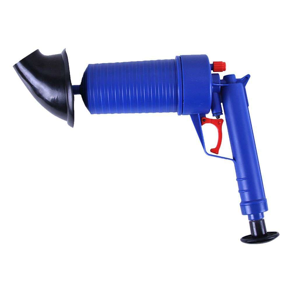 High Pressure Air Drain Blaster Cleaner Dredge for Toilets Clogged Pipe (1)