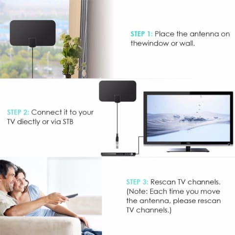 Fox HD TV Antenna