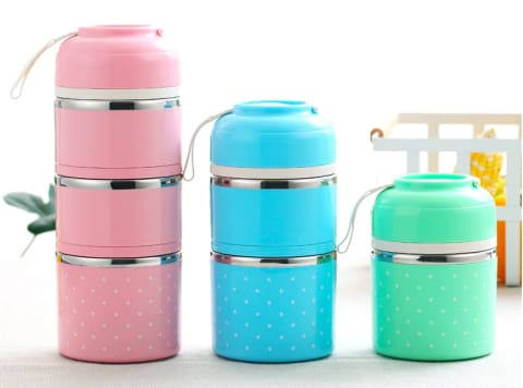 Thermal Insulated Lunch Box Lunch Bag for women & Men Lunch Containers