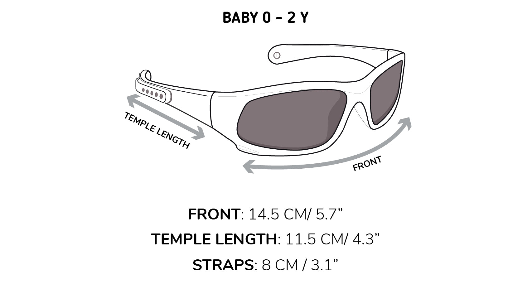 Sizing for BabySunnies