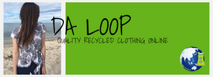 Da Loop online recycled vintage secondhand clothing and accessories