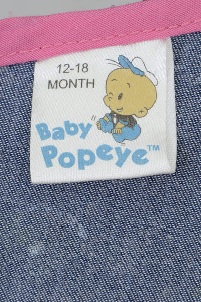 Baby Popeye clothing label
