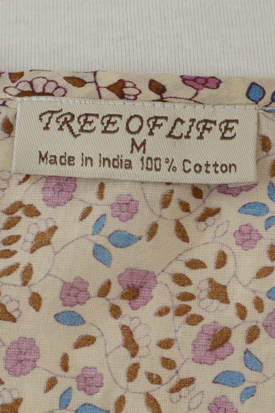 Tree of Life clothing label.