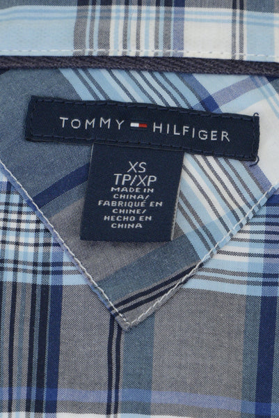 Tommy Hilfiger clothing label