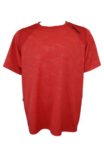 AND1 preloved red sport t-shirt