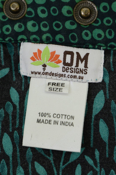 Om Designs clothing label