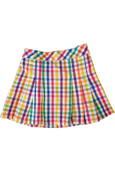 N*XT Girl's Pleated Skirt - Size 1-2