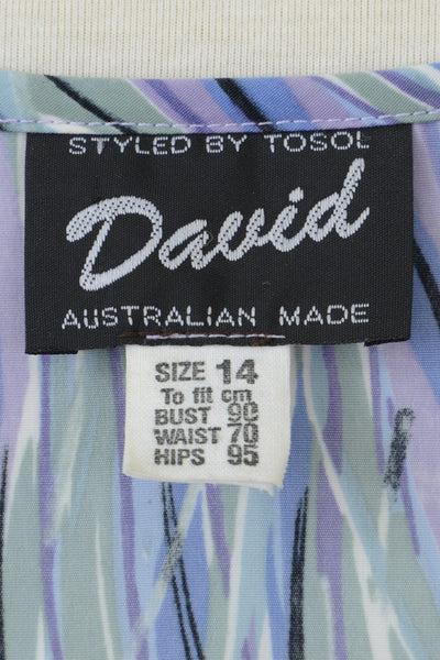 David, Styled by Tosol clothing label.