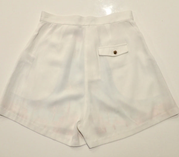 Finders Keepers Los Angeles/palm tree tailored shorts back
