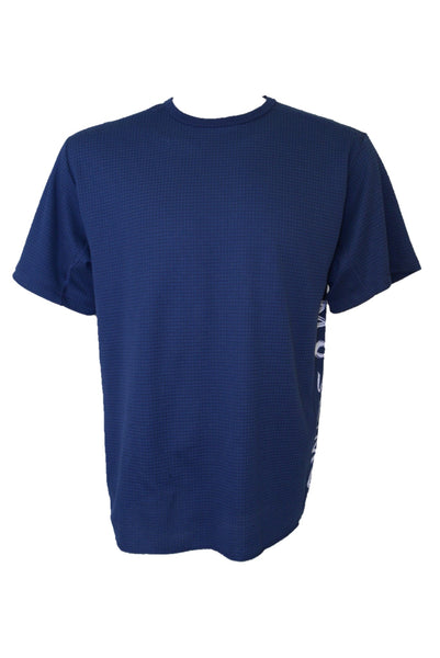 Mossimo men's navy blue t-shirt.