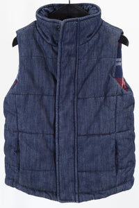 Witchery Kids Quilted Vest - Size 3