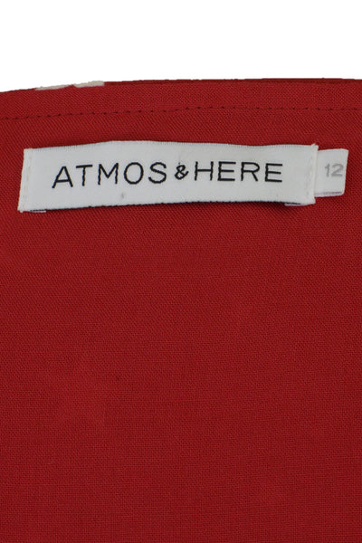 Atmos & Here clothing label