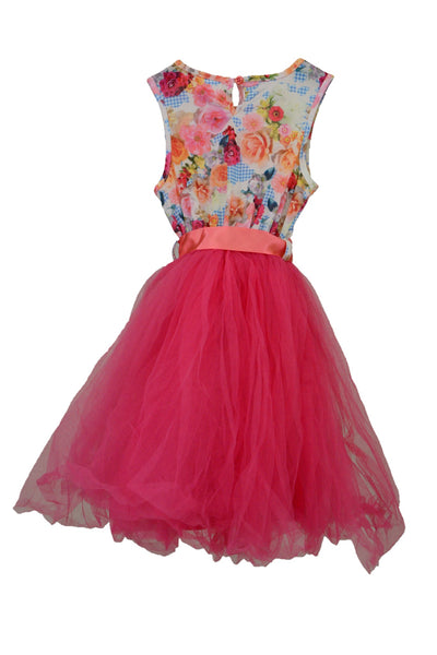 Origami Tutu Party Dress - Size 5