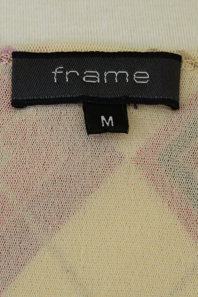 Frame clothing label