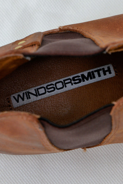 Windsor Smith footwear label