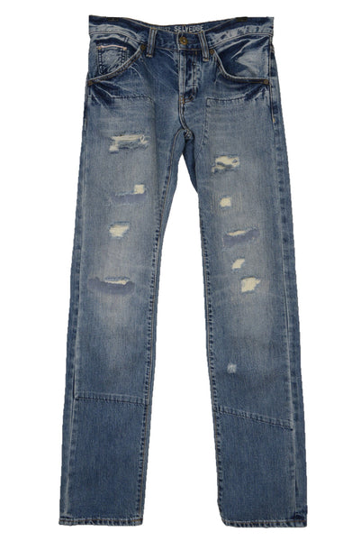 Recycled Selvedge denim women's jeans