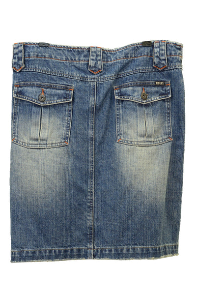 Riders by Lee denim skirt, back pockets