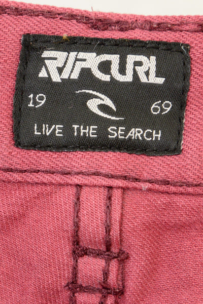 Rip Curl clothing label
