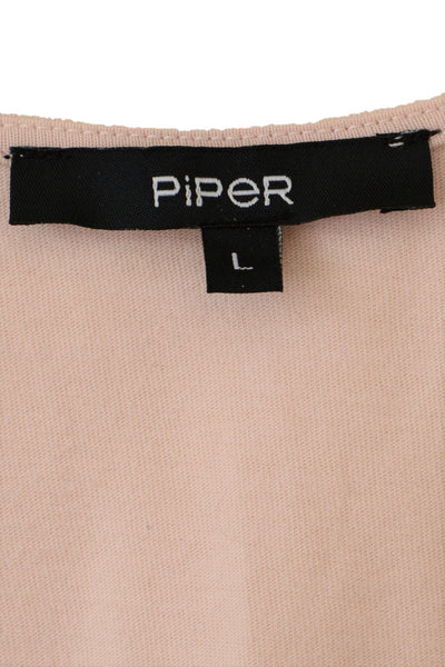 Piper clothing label