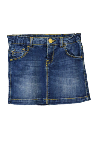 Zara Kids Denim Skirt - Size 5-6