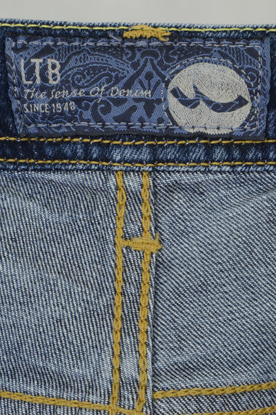 LTB jeans clothing label