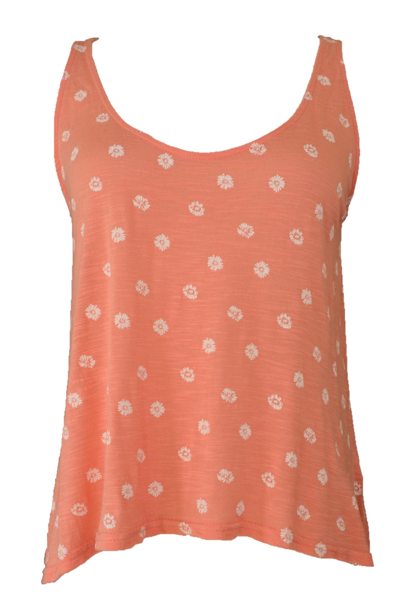 Lee Cooper apricot orange tank top