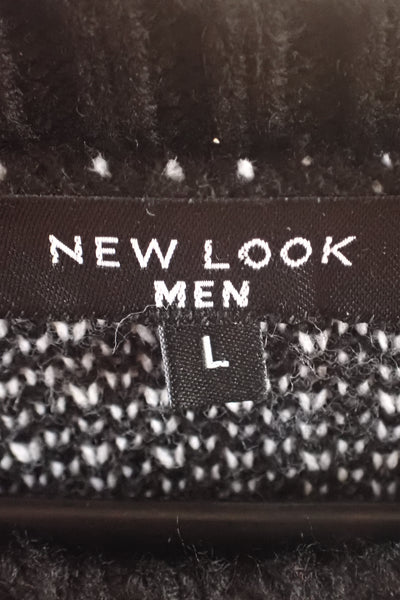 Men's New Look Christmas Knit  label