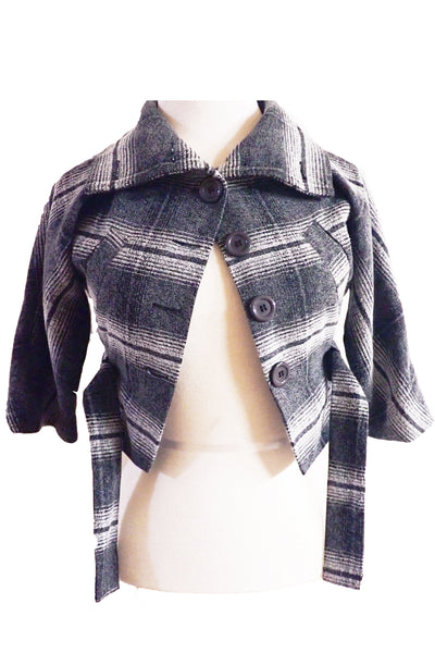 Little Lady casual jacket front