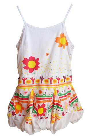 Catimini dress for toddler front