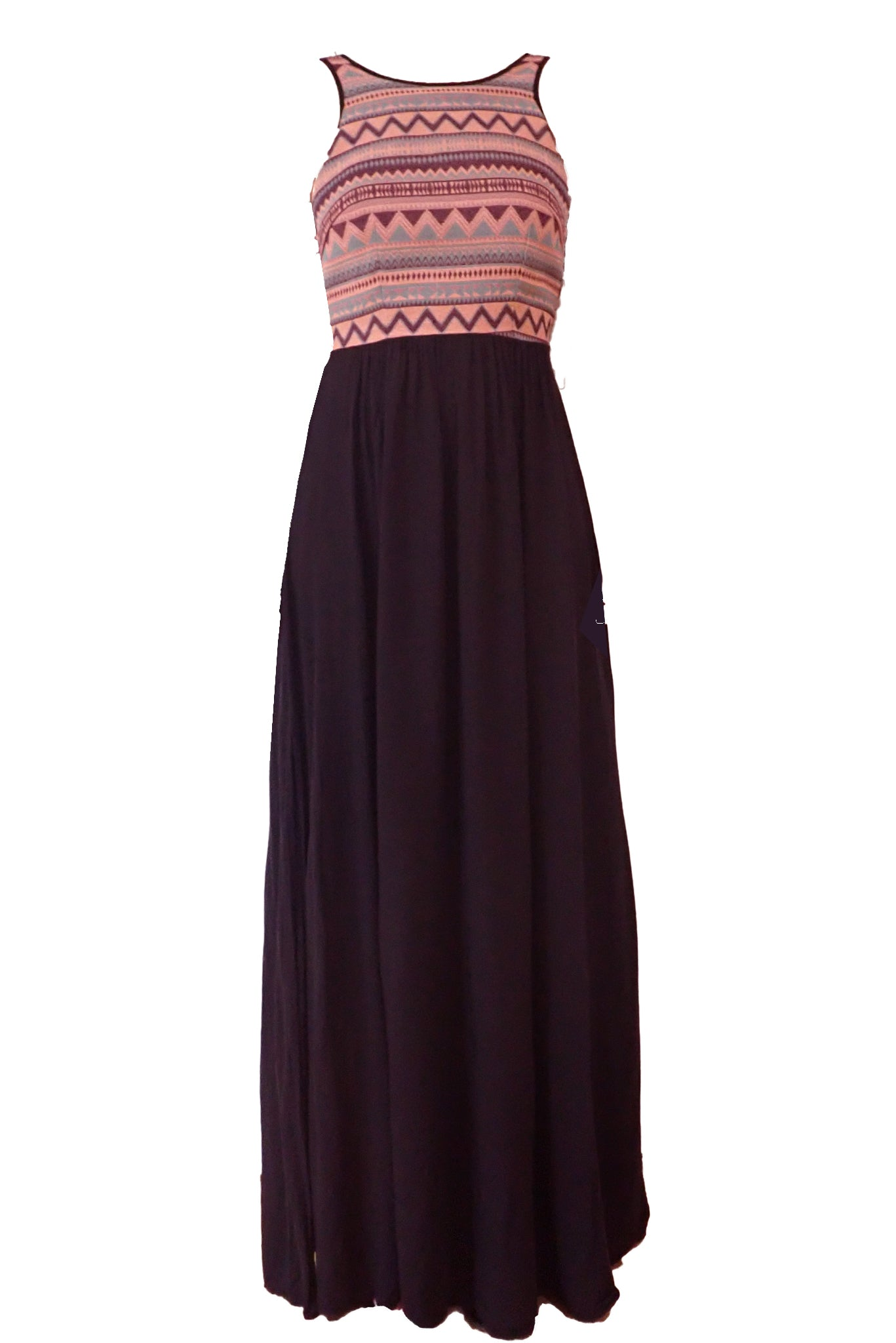 Dotti cutaway top maxi dress