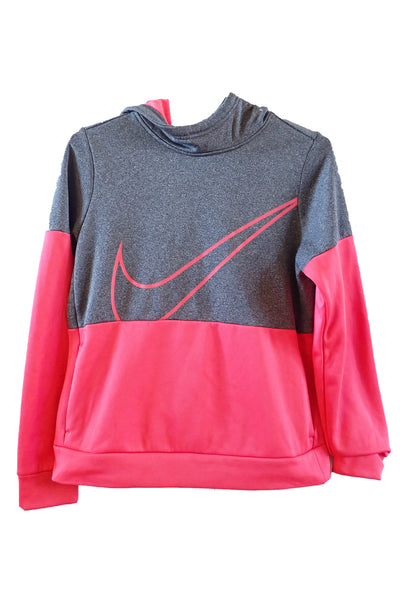 Girl's Nike Dri-fit hoodie front