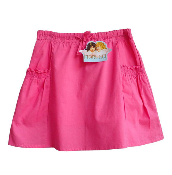 Fiorucci skirt girl's NWT front