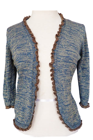 Gordon Smith glittery cardi front