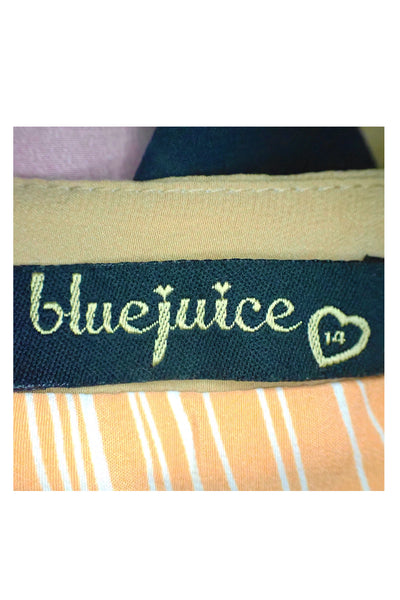 Bluejuice maxi dress label