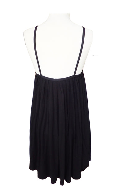 Sass & Bide little black dress back