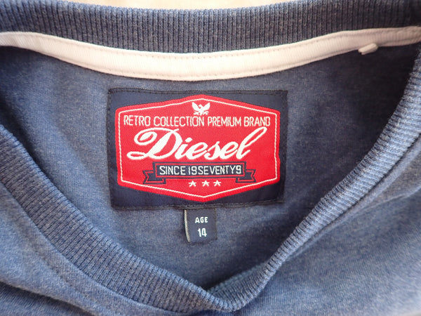 Diesel T-shirt Retro Collection teen tag
