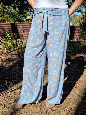 Jeanswest Wide-Leg Flowy Pants, NWT - Size 12