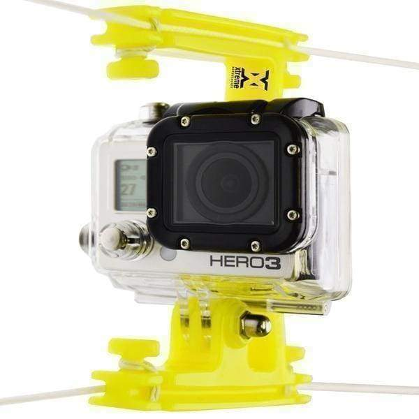 Kite Line Mount V1.0 for ALL GoPro Cameras - Mounts