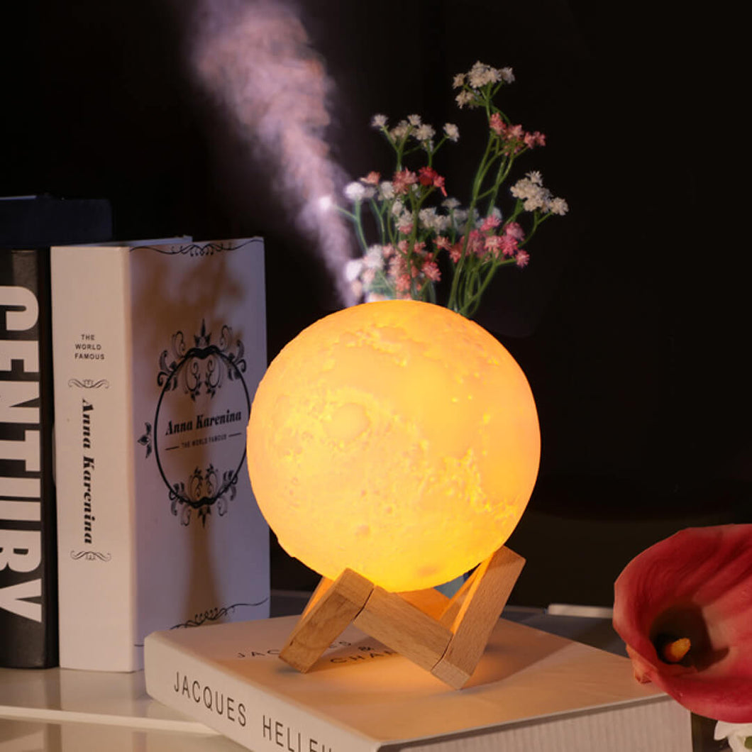 LunarDream™ - Tranquil Essential Oil Humidifier