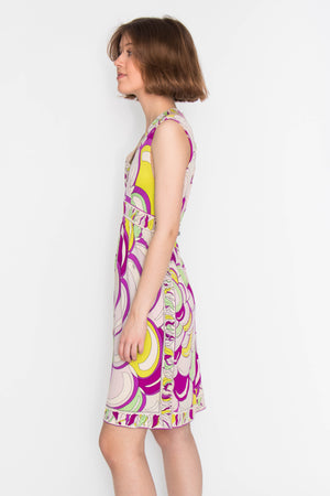 A 1960s Pucci Silk Jersey Dress S