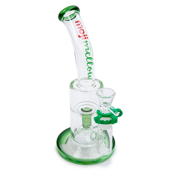 "9"" Glass Water Pipe"