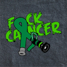 Load image into Gallery viewer, Fire Fighter Cancer Support Decal