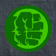 Load image into Gallery viewer, HULK FIST CIRCLE LOGO
