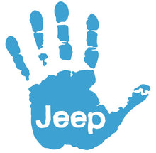 Load image into Gallery viewer, Jeep Text Wave Style #1